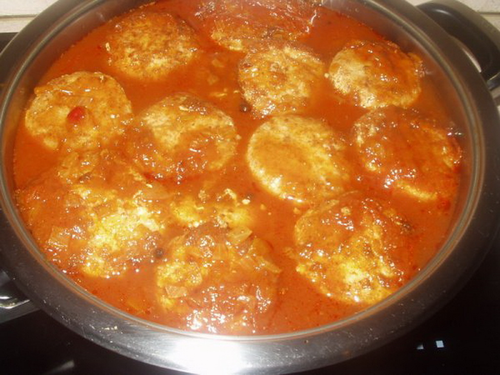 Подлив к котлетам с томатной пастой рецепт с пошагово в