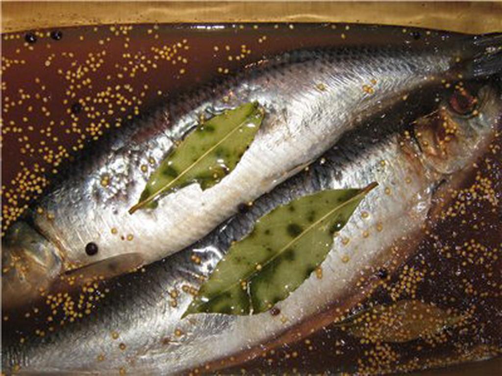 рыба пряного посола рецепт с фото