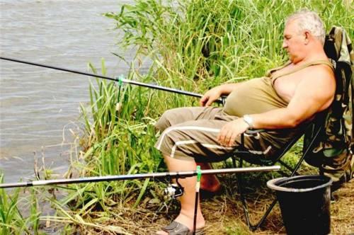 Как то раз на рыбалке видео