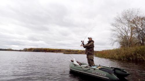 Рыбалка на Дону в Волгоградской области